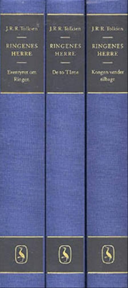 Ringenes herre 1-3 af J. R. R. Tolkien