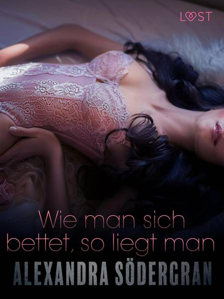 Wie man sich bettet, so liegt man: Erotischer Roman af Alexandra Södergran
