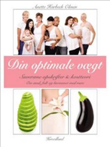 Din optimale vægt af Anette Harbech Olesen