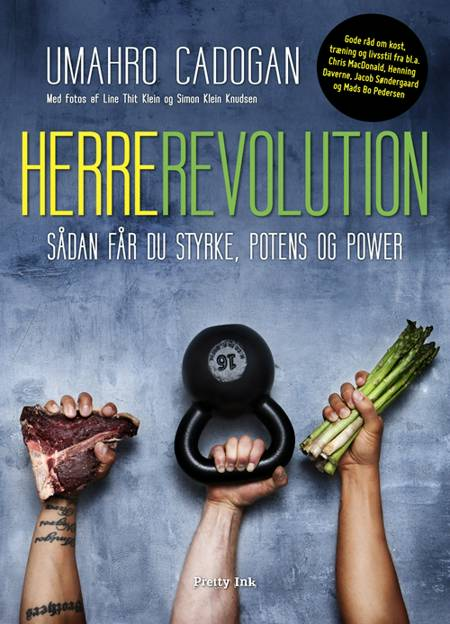 Herrerevolution af Oscar Umahro Cadogan