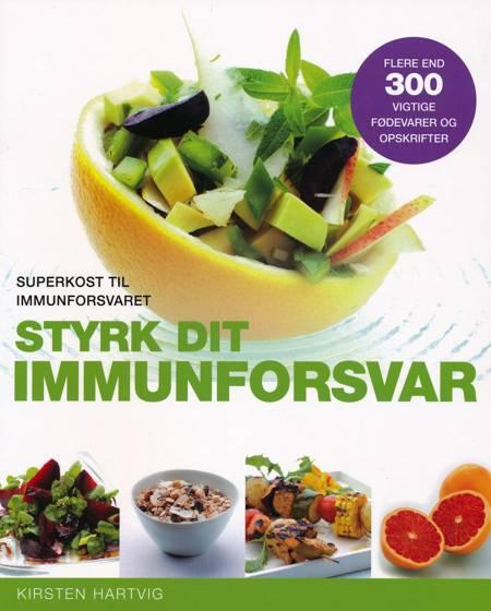 Styrk dit immunforsvar af Kirsten og Hartvig