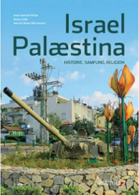 Israel-Palæstina af Brian Linke, Hans Henrik Fafner og Henrik Wiwe Mortensen