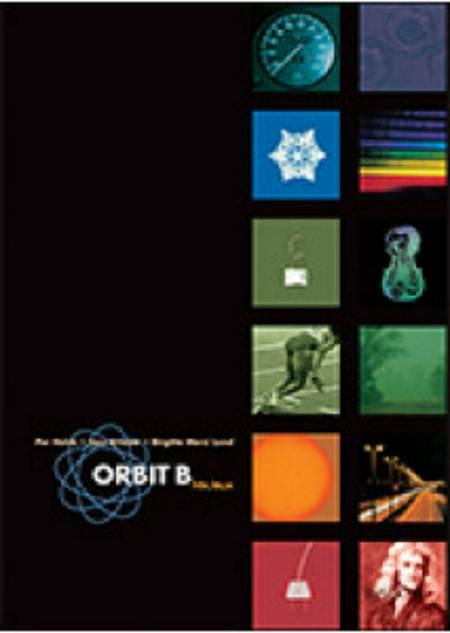 Orbit B - htx/eux af Jens Kraaer, Per Holck og Birgitte Merci Lund
