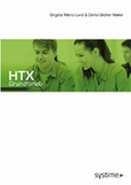 HTX Grundforløb af Birgitte Merci Lund og Dorte Blicher Møller