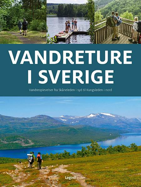 Vandreture i Sverige af Jørgen Hansen