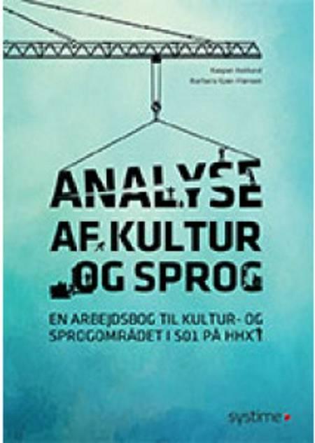 Analyse af kultur og sprog af Barbara Kjær-Hansen og Kasper Asklund