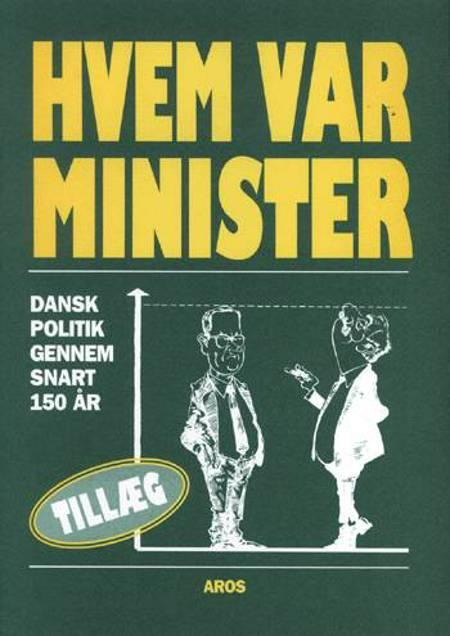 Hvem var minister af Poul Dam