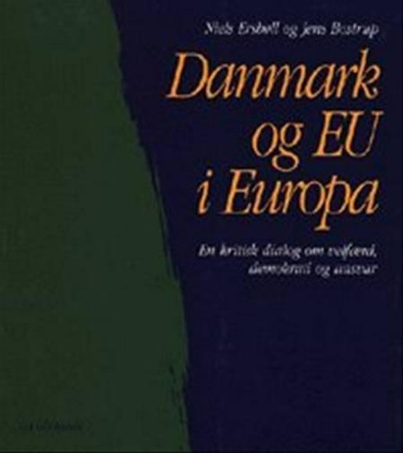 Danmark og EU i Europa af Jens Bostrup og Niels Ersbøll