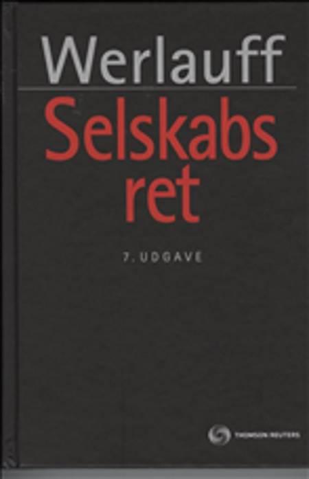 Selskabsret af Erik Werlauff
