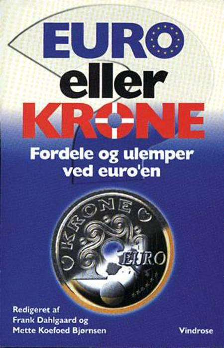 Euro eller krone
