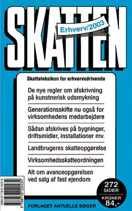 Skatten af Jens Stubkjær og Hans-Egon Kolding