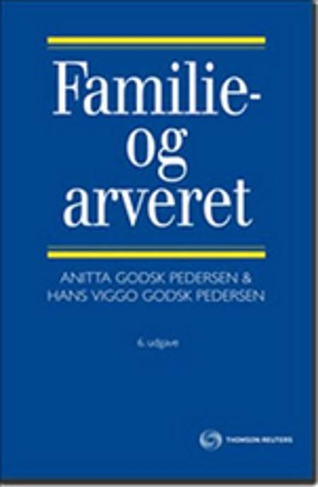 Familie- og arveret af Hans Viggo Godsk Pedersen og Anitta Godsk Pedersen