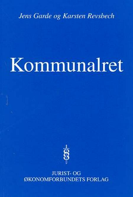 Kommunalret af Jens Garde, Jørgen Mathiassen og Karsten Revsbech