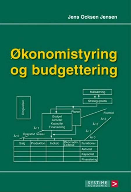 Økonomistyring & budgettering af Ole Christensen og Jens Ocksen Jensen
