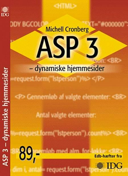 ASP 3 af Michell Cronberg