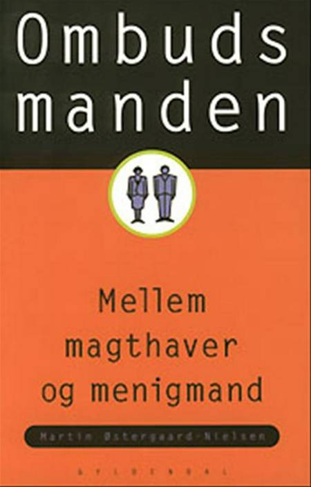 Ombudsmanden af Martin Østergaard-Nielsen