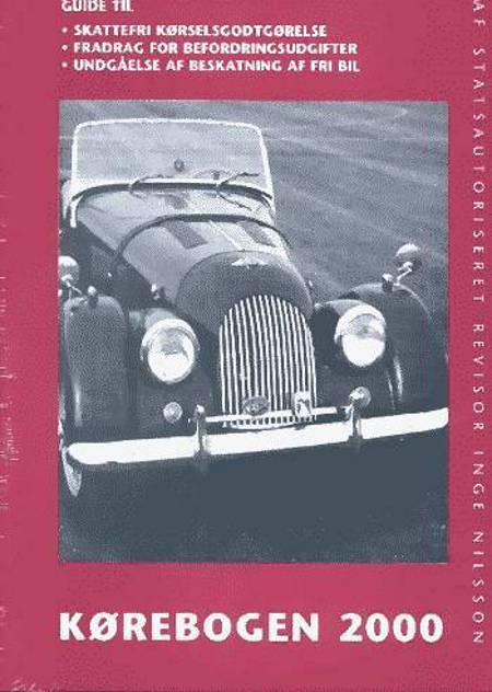 Kørebogen 2000 af Inge Nilsson