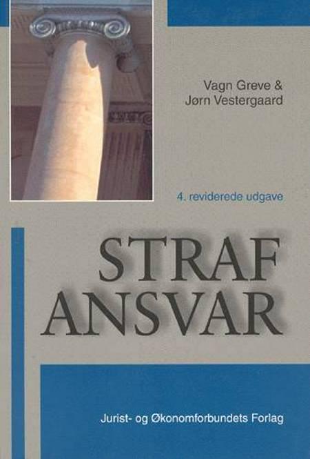 Strafansvar af mfl og Vestergaard J