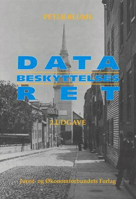 Databeskyttelsesret af Peter Blume