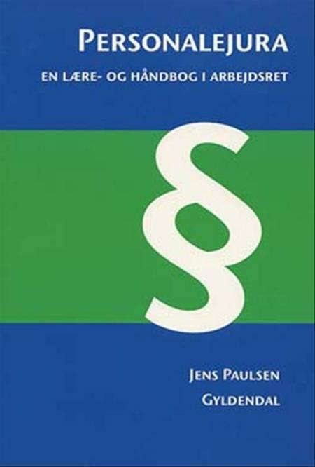 Personalejura af Jens Paulsen, Bent Ramskov og Søren Ole Nielsen m.fl.