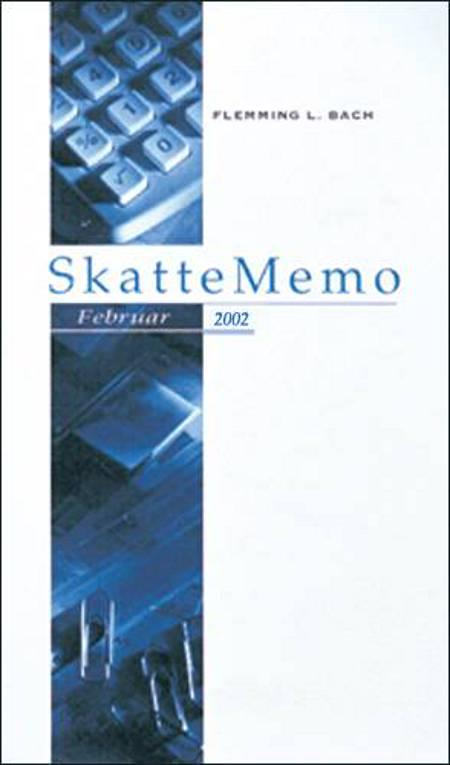 SkatteMemo februar 2001 af Flemming L. Bach