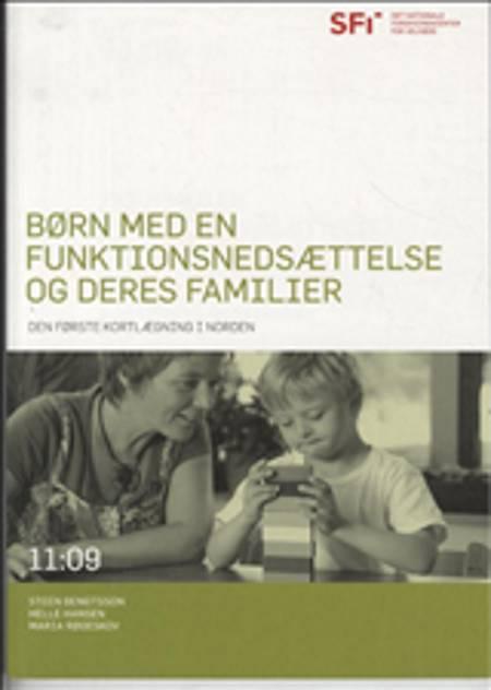 Børn med en funktionsnedsættelse og deres familier af Steen Bengtsson, Helle Hansen og Maria Røgeskov