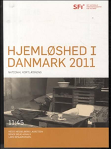 Hjemløshed i Danmark af Lars Benjaminsen, Bence Boje-Kovacs og Heidi Hesselberg Lauritzen