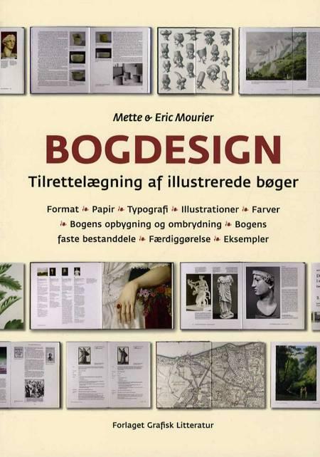 Bogdesign af Eric Mourier og Mette Mourier