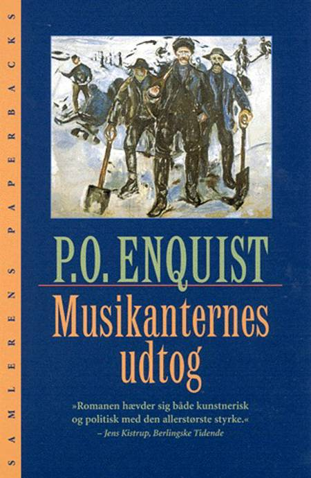 Musikanternes udtog af Per Olov Enquist