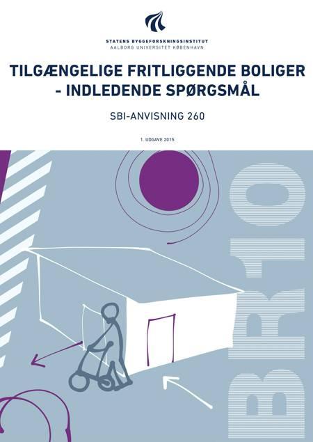 Tilgængelige fritliggende boliger - indledende spørgsmål af Søren Ginnerup