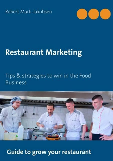 Restaurant marketing af Robert Mark Jakobsen