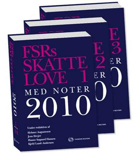 FSRs skattelove med noter 2010