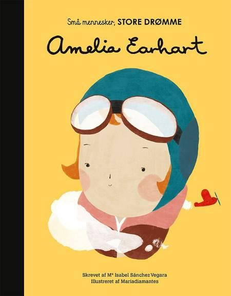 Amelia Earhart af Ma Isabel Sánchez Vegara