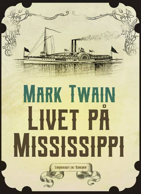 Livet på Mississippi af Mark Twain