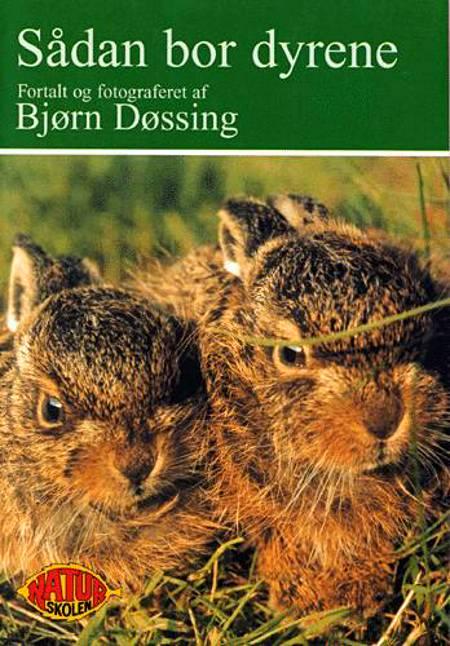 Sådan bor dyrene af Bjørn Døssing