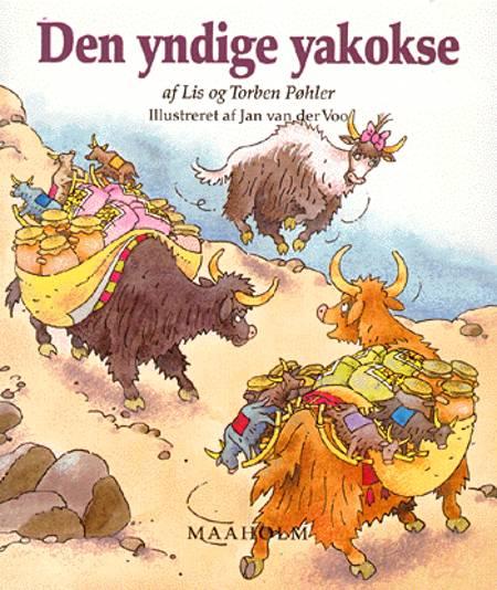 Den yndige yakokse af Lis Pøhler