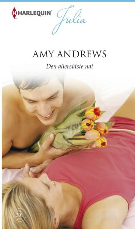 Den allersidste nat af Amy Andrews
