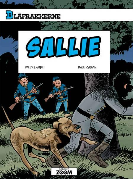 Blåfrakkerne: Sallie af Raoul Cauvin og Lambil