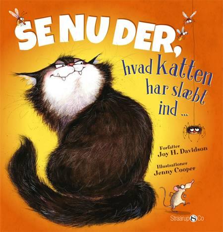 Se nu der, hvad katten har slæbt ind af Joy H. Davidson