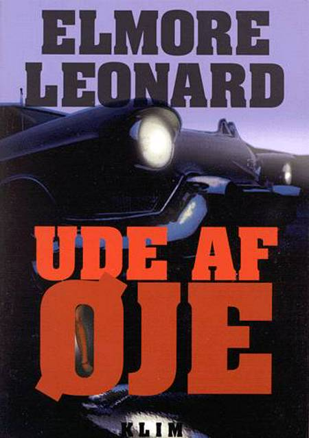 Ude af øje af Elmore Leonard