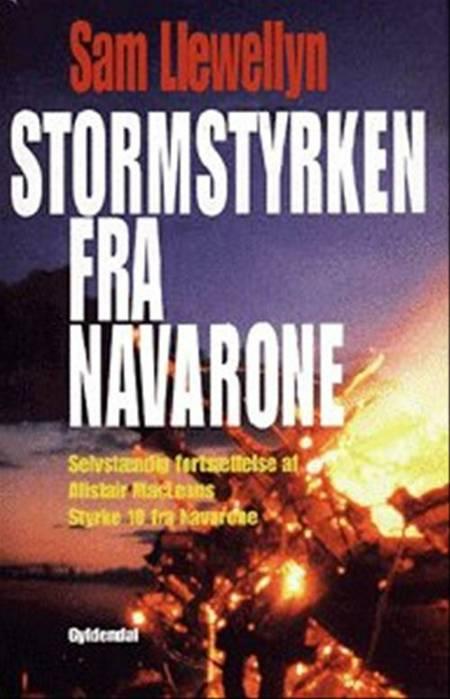 Stormstyrken fra Navarone af Sam Llewellyn