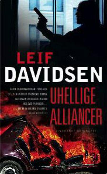 Uhellige alliancer af Leif Davidsen