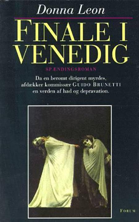 Finale i Venedig af Donna Leon