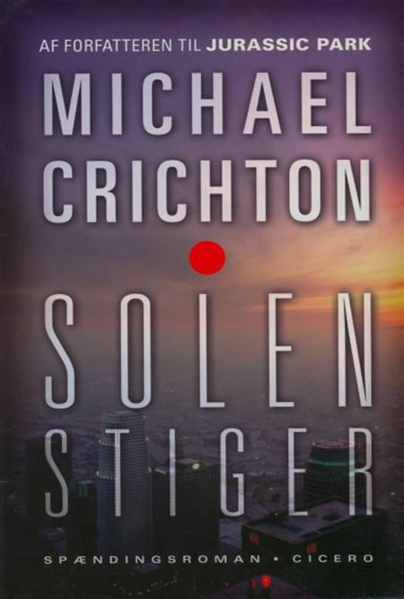 Solen stiger af Michael Crichton