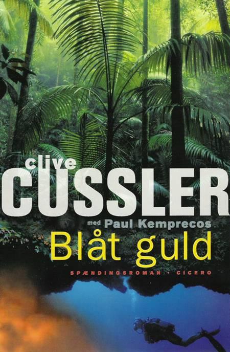 Blåt guld af Clive Cussler og Paul Kemprecos