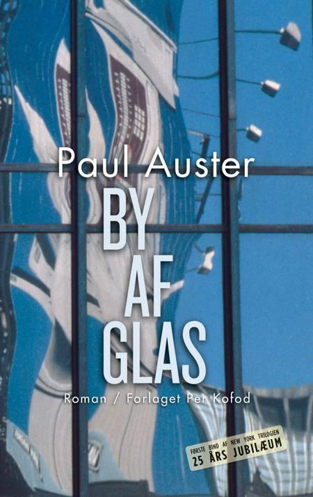 By af glas af Paul Auster