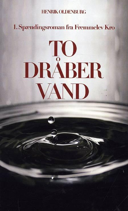 To dråber vand af Henrik Oldenburg