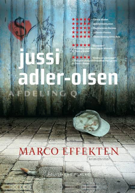 Marco Effekten af Jussi Adler-Olsen