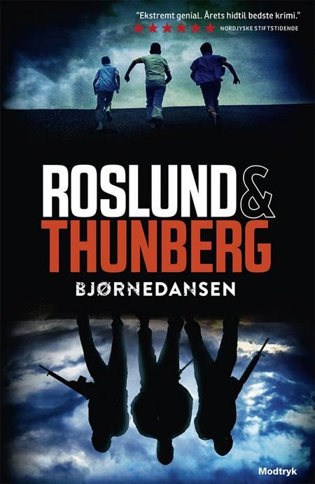 Bjørnedansen af Anders Roslund og Stefan Thunberg