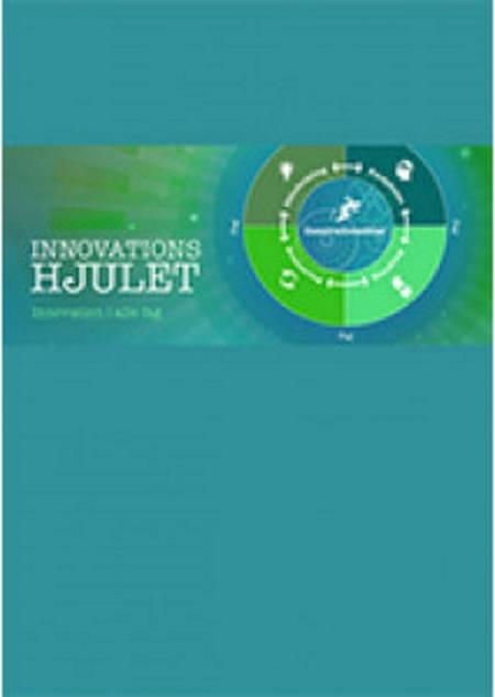 Innovationshjulet af Maybrit Christensen og Irmelin Funch-Jensen